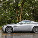 Aston Martin V8 Vantage by - Icy J -