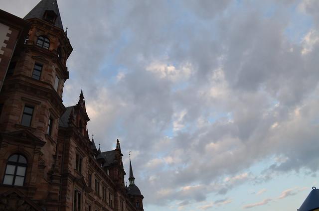 Wiesbaden Wine Fest 2013 Rathaus