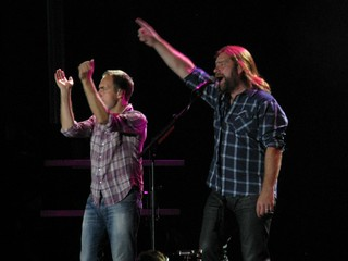 Great Big Sea, Vancouver PNE Fair 2013 August 21