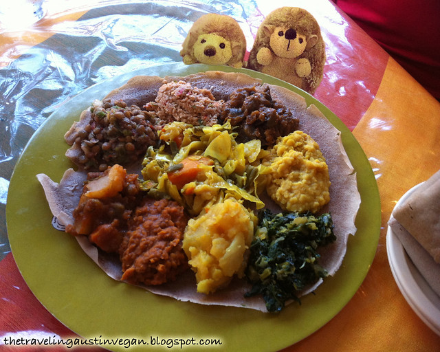 Aster's Ethiopian - Austin, TX