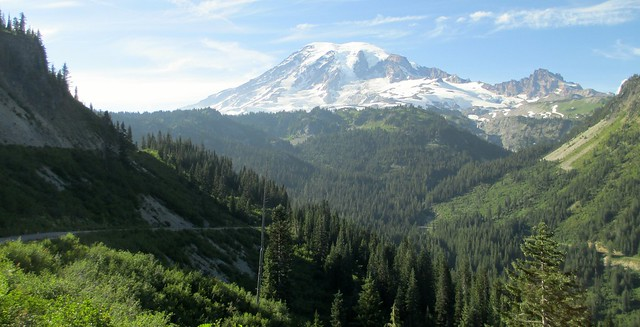 Mount Rainier (Mount Rainier National Park, Washington)