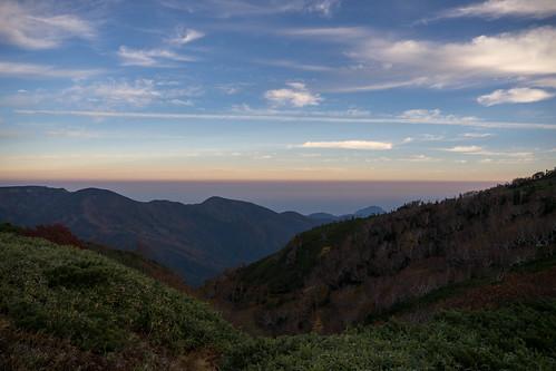 sky mountains japan clouds sunrise небо горы облака восход япония нагано lumixgh2 kitaazumidistrict