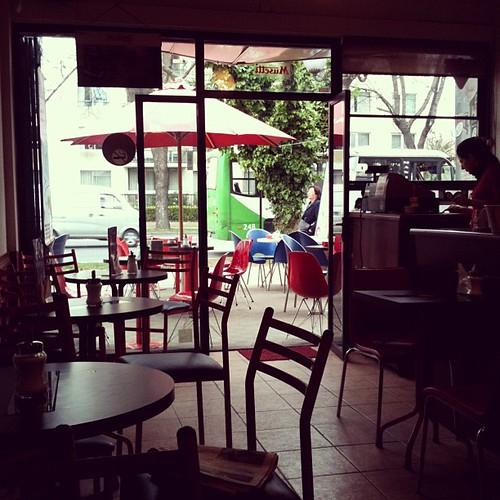 Café Libertad, Viña del Mar, Chile
