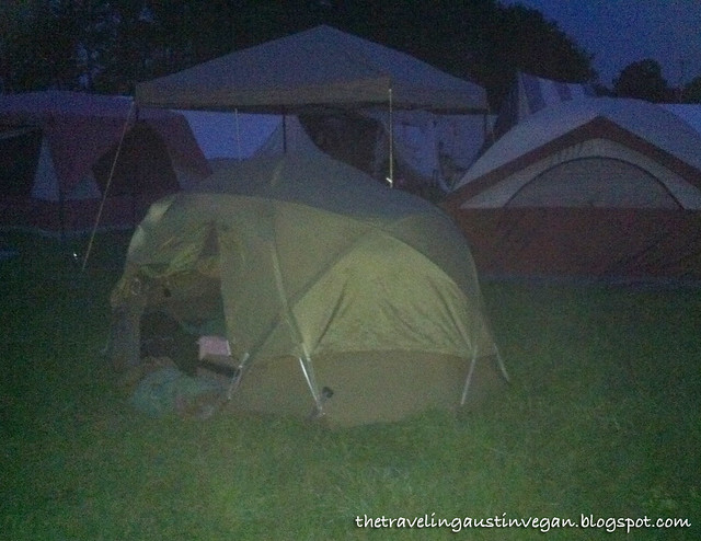 My Tent at Pennsic 42