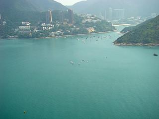 016 Uitzicht op Deep Water Bay