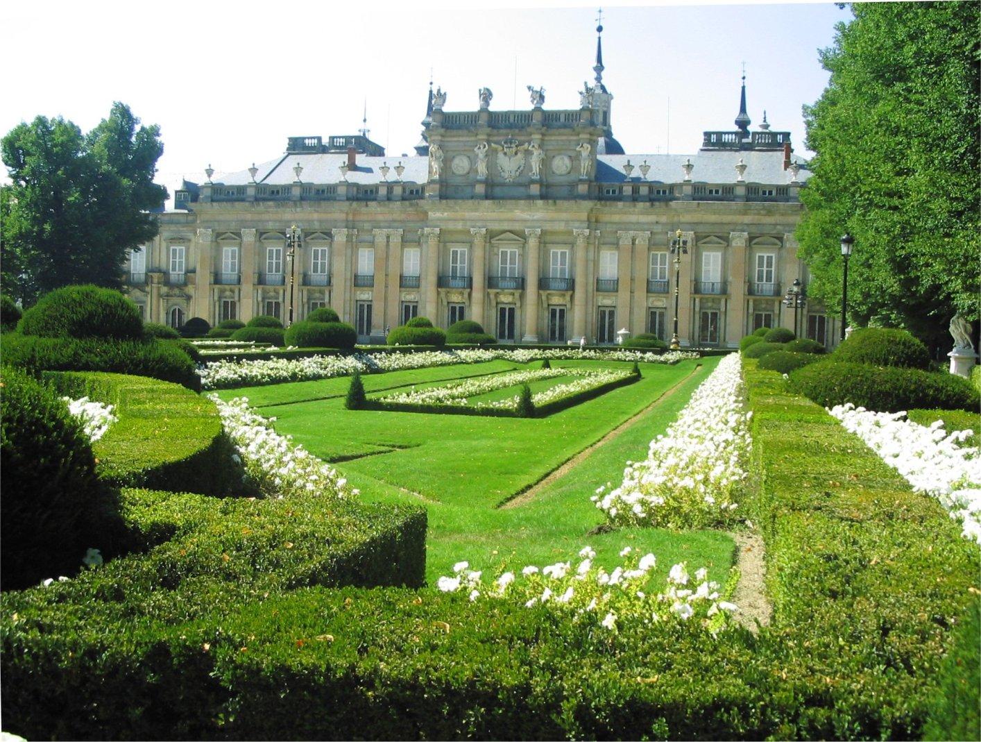 San Ildefonso y el palacio real de La Granja. El Pequeño Versalles del rey (2...