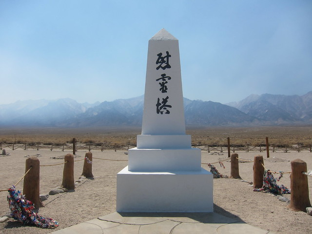 Mt. Starr And Manzanar