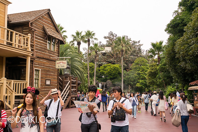 Tokyo Disneyland - Westernland