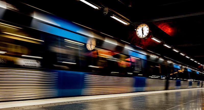 Endless train