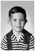 Darrell Buzas in 1st grade