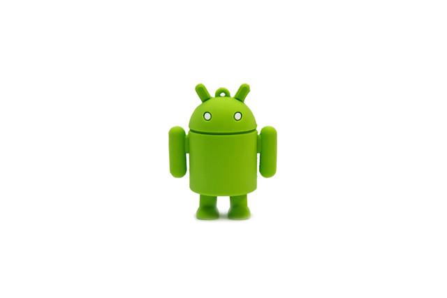 新玩具 Android 公仔隨身碟 @3C 達人廖阿輝