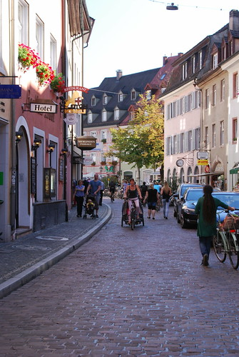 Streets of Freiburg