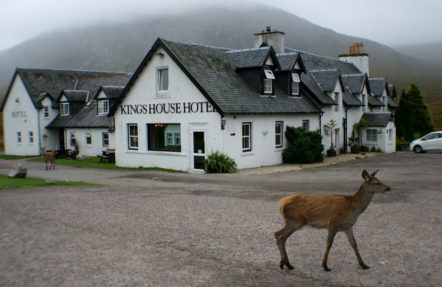 King's House Hotel, Glencoe, Scotland