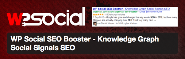 WPSocial SEO Booster is one of the best SEO plugin for bloggers