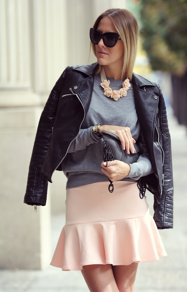 style lover pink skirt IV
