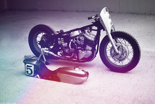NOISE Panhead by southcount