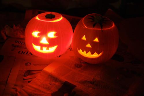 Halloween Pumpkin Party 2013