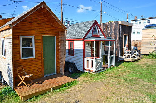 Boneyard Studios Tiny House Village