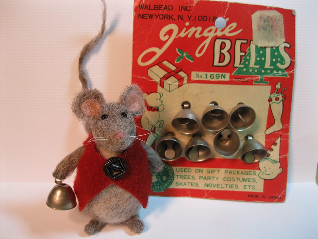 Jingle Mouse!!