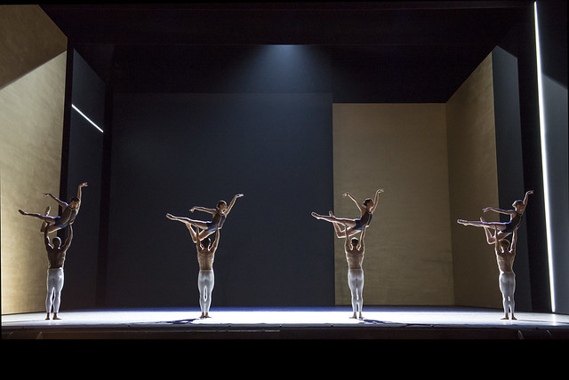 Dancers of The Royal Ballet in The Human Seasons  © ROH / Bill Cooper, 2013