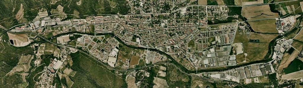 la garriga, barcelona, dusminguet, postrof, vafalungo, antes, urbanismo, planeamiento, urbano, desastre, urbanístico, construcción