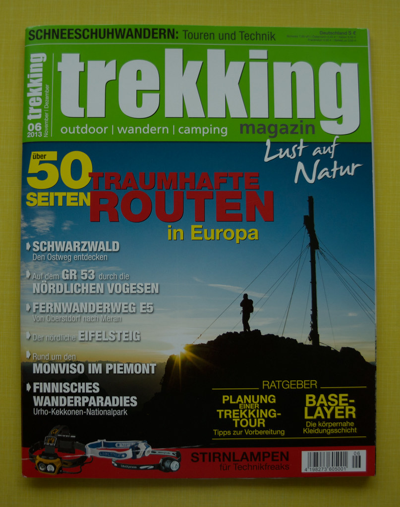 trekking Magazin 06/2013