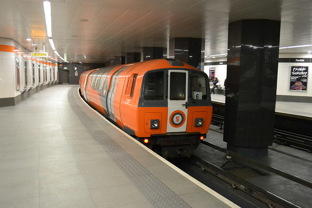 Glasgow Subway 117 - Partick, Glasgow