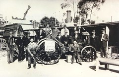 Gawler Tractor School run by Ayres garage