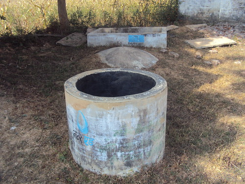 Missing Toilet in Banda