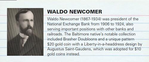 Waldo Newcomer