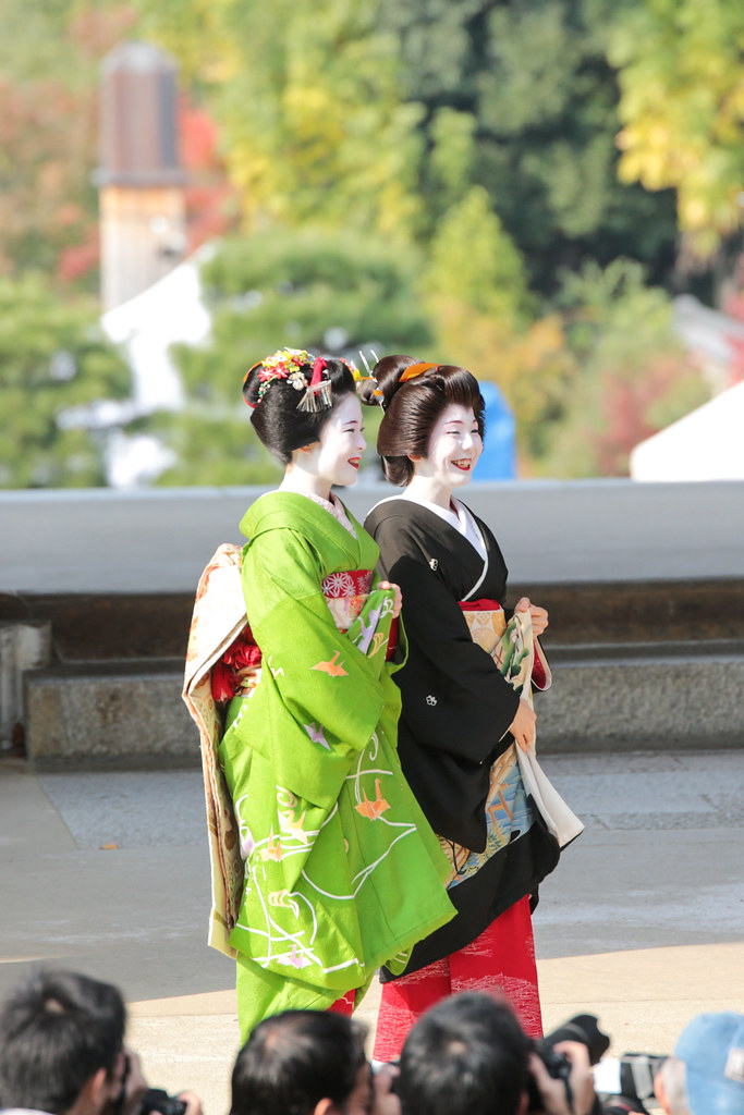 知恩院 舞妓撮影 Chion-in Maiko