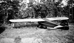 Elmira 1937 - Taylorcraft,  Harris Hill
