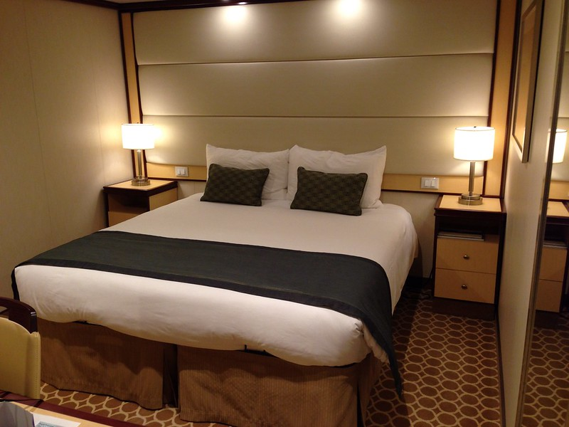 Inside cabins on royal princess cruise critic message board forums for Princess cruise interior cabin