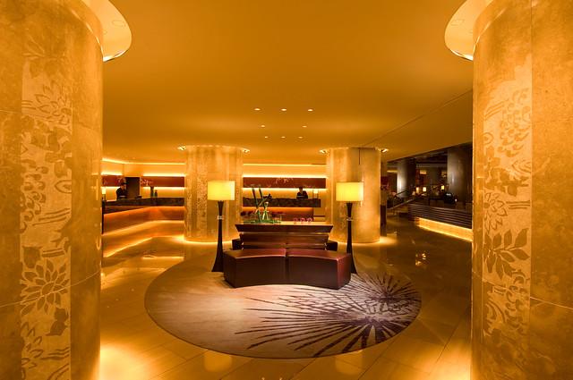 Lobby - Photo courtesy of Hilton Tokyo