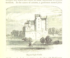 """British Library digitised image from page 245 of """"Domestic Annals of Scotland from the Reformation to the Rebellion of 1745 ... Abridged edition"""""""