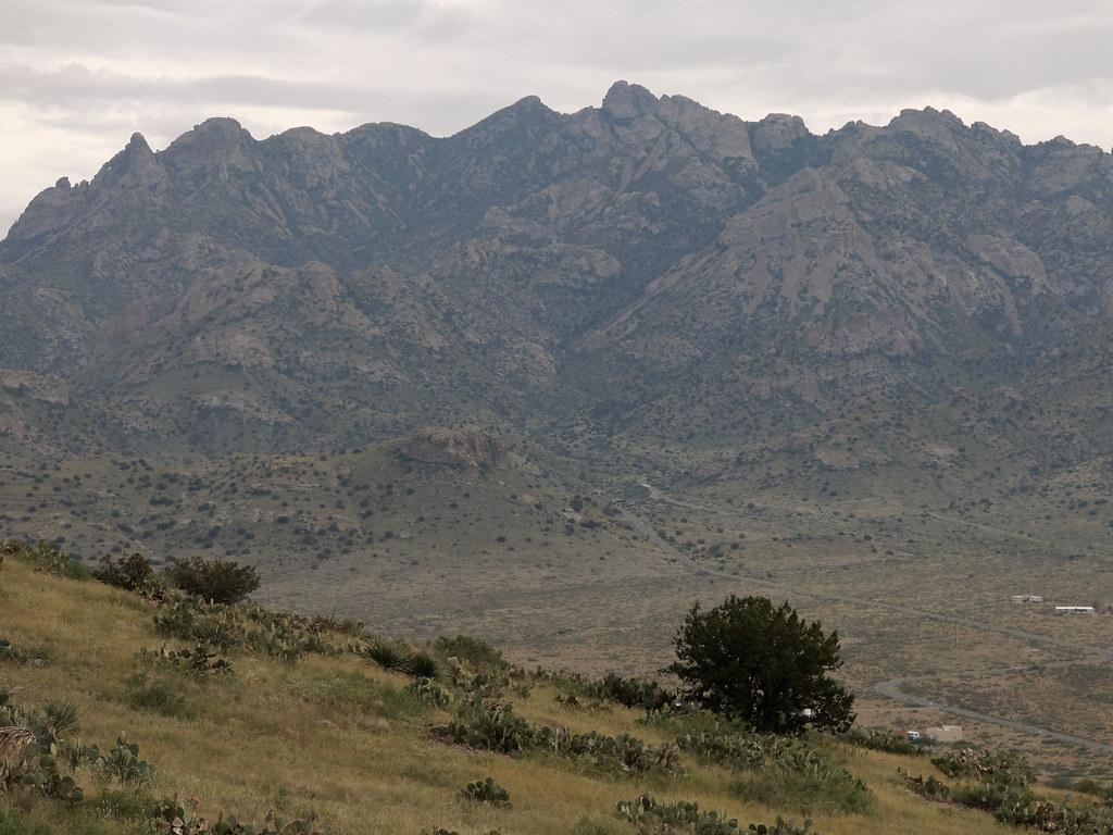 Florida Peak New Mexico Tripcarta