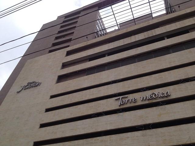 Torre Medica in Ciudad del Rio