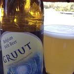 ベルギービール大好き! フルート ウィット/グル―ト ウィット Gruut white (Wit)