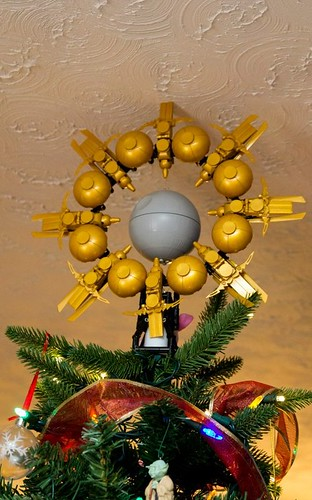 Christmas Tree Topper 2012