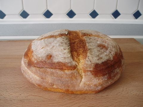 Es geht weiter mit Kasseler Brot für Picknickbrot
