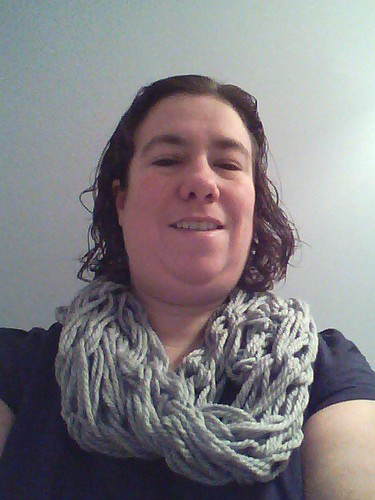 IC26: Time Crunch: scarf