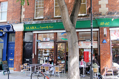 alara health cafe, london