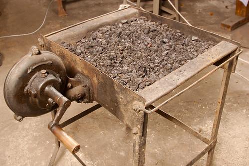 Forge portative