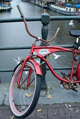 amsterdam heize bike