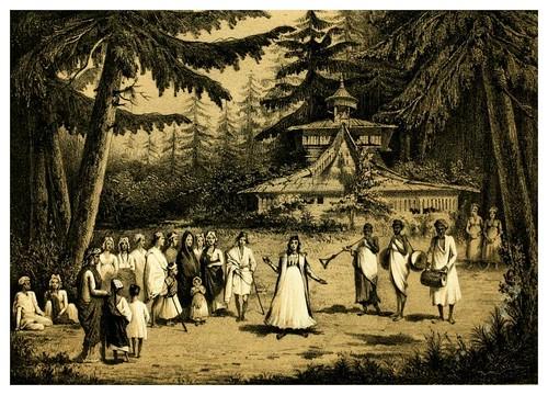 017-Voyages dans l'Inde -1858- Alexis Soltykoff