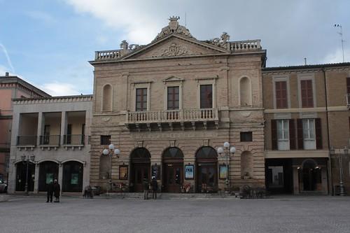 Atri: teatro comunale