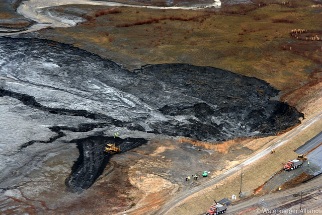 Dan Rivercoal ash spill