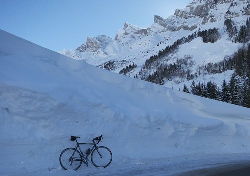 Nice Snow Wall