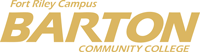 Fort Riley Campus wordmark thumbnail - Light Gold