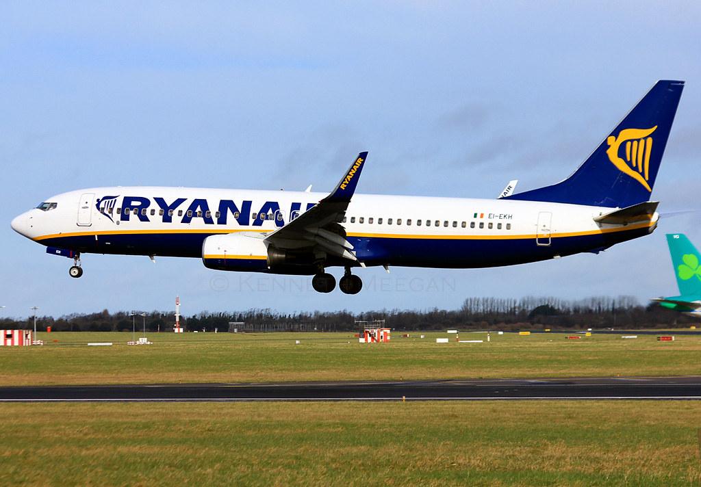 EI-EKH - B738 - Ryanair